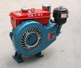 4 HP малого одного цилиндра 4-тактный дизельный двигатель с водяным охлаждением воздуха (Z170F)