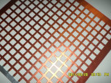 Perforiertes Metall/durchlöcherte Panel