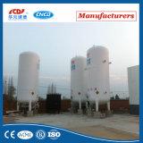 Tanque de armazenamento criogênico do oxigênio líquido de baixa pressão com Ce de ASME GB
