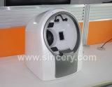Machine d'analyse de l'humidité de la peau