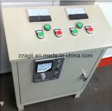 Pelota de madeira serragem quente da biomassa da venda da mini que faz a máquina
