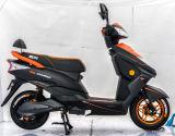 Motocicleta elétrica de dois assentos com motor sem escova