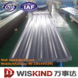 Feuille galvanisée de toiture en métal pour l'entrepôt