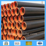 Vente chaude sans joint de pipes en acier de carbone de coût bas de qualité