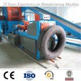 Neumático de goma usado de alto rendimiento que recicla el tirador de la máquina/del alambre de acero