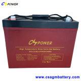 12V 90Ah batería de gel de sellado de ciclo profundo Htl12-90