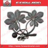 装飾用の錬鉄のパネル