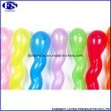 Kleurrijke Spiraalvormige Ballon voor de Decoratie van de Gebeurtenis