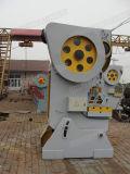 Inclinable ouvert de série de la machine J23 de presse de transmission mécanique en arrière
