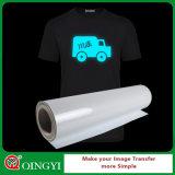 衣服のための暗い熱伝達のフィルムのQingyiの工場高品質の白熱