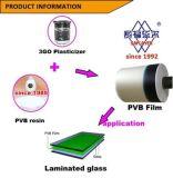 Ясность/покрасила/закалила стекло безопасности прокатанное PVB строя