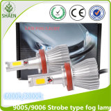 Alle in One Fog Lamp LED 9005/9006 3000k/6000k 3200lm