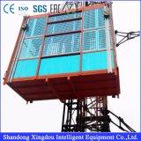 بناء مرفاع مصعد لأنّ بناية مع منتصفة سرعة قدرة [1000كغ] مزدوجة أو قفص وحيد
