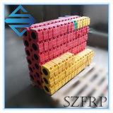 Струбцина владением трубы стеклоткани FRP GRP с резиновый ценой