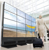 6.7Mm Super Estreito Video wall de LCD do painel frontal