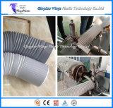 Expandierbarer flexibler Plastikschlauch, der Maschine, pp.-Ventilations-Rohr-Strangpresßling-Zeile herstellt