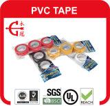 PVC 철사의 Wraping를 위한 전기 절연제 테이프를 착색하십시오