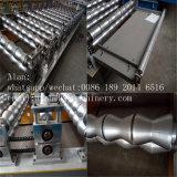 Metall, das ehemalige Stahlplatten-Walzen-Maschinerie Roofing ist