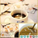 Kaffee-Gehilfen-Rahmtopf im kalten Wasser und in der Säure bedingt