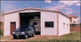 Garage del coche/Carport/almacén prefabricados del estacionamiento del coche (DG3-017)