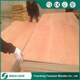 madera contrachapada del mercado de 3.6m m y de 4.5m m Philippine, madera contrachapada comercial de la madera dura roja, madera contrachapada barata para la venta