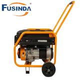 2kw AC Generators van de Benzine van het Type van Enige Fase de Draagbare voor de Levering van de Macht van het Huis