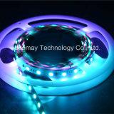 IP68 impermeabilizzano le strisce RGB di Ws2811 LED con colore magico