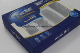 Caja con bandeja de ventana de PVC en caja