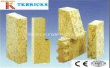 La Silice de brique, de brique de silice de haute qualité pour poêle Hot-Blast