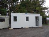 임시 집 또는 사무실 (KXD-MH01)를 위한 모듈 Portcabins