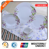 Nuevas mercancías cerámicas de la cena del diseño 18PCS