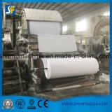 Máquina de alta velocidad del rodillo del papel higiénico de la producción y del papel de tejido facial