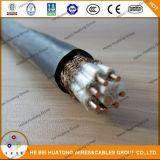 Pouvoir du faisceau UL1277 et type multi câble de câble de commande de comité technique