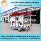 최신 판매 신식 이동할 수 있는 체더링 빠른 전기 새우 Logol 트럭