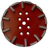 Диск колеса поддержки клепальной машины конкретного диаманта пола меля