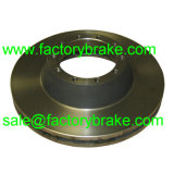 II18822/B221412/II31025 Lourd-rendement Brake Disc pour Mercedes Benz