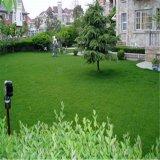 Grama artificial da paisagem para o jardim
