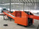 Máquina de corte de fibra de juta Moinho de fibra de cânhamo