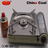 2017 Hot Sale Stainless Steel Portable Mini Butane Gas Stove