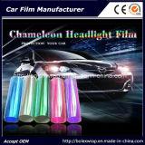 형식 카멜레온 헤드라이트 필름, 차 가벼운 스티커, 카멜레온 차 가벼운 색을 칠하는 필름