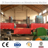 Machine en caoutchouc de vulcanisateur d'étage avec le certificat d'OIN de la CE