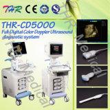 machine d'échographie-Doppler de la couleur 4D