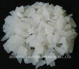 Morceau du traitement des eaux 15.6%Min/sulfate aluminium de poudre/éclailles