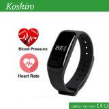 Braccialetto di vigilanza del video di pressione sanguigna del ODM dell'OEM