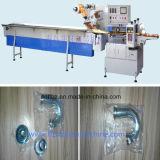 Machine à emballer horizontale de flux de matériel automatique à grande vitesse