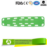 Placa plegable de la espina dorsal del estiramiento del plástico de la radiografía (CE / FDA / ISO)