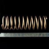 Molla di compressione su ordinazione del rame di alta qualità
