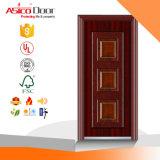 Porta de aço normal da segurança com alta qualidade (padrão ISO9001)
