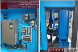 2단계 압축 VFD를 가진 회전하는 나사 공기 압축기