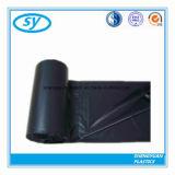 Bolso de basura inferior sellado estrella de LLDPE en el rodillo